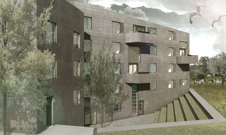 139<br/> Brüggli | Wohnhaus fürLernende<br/>Romanshorn