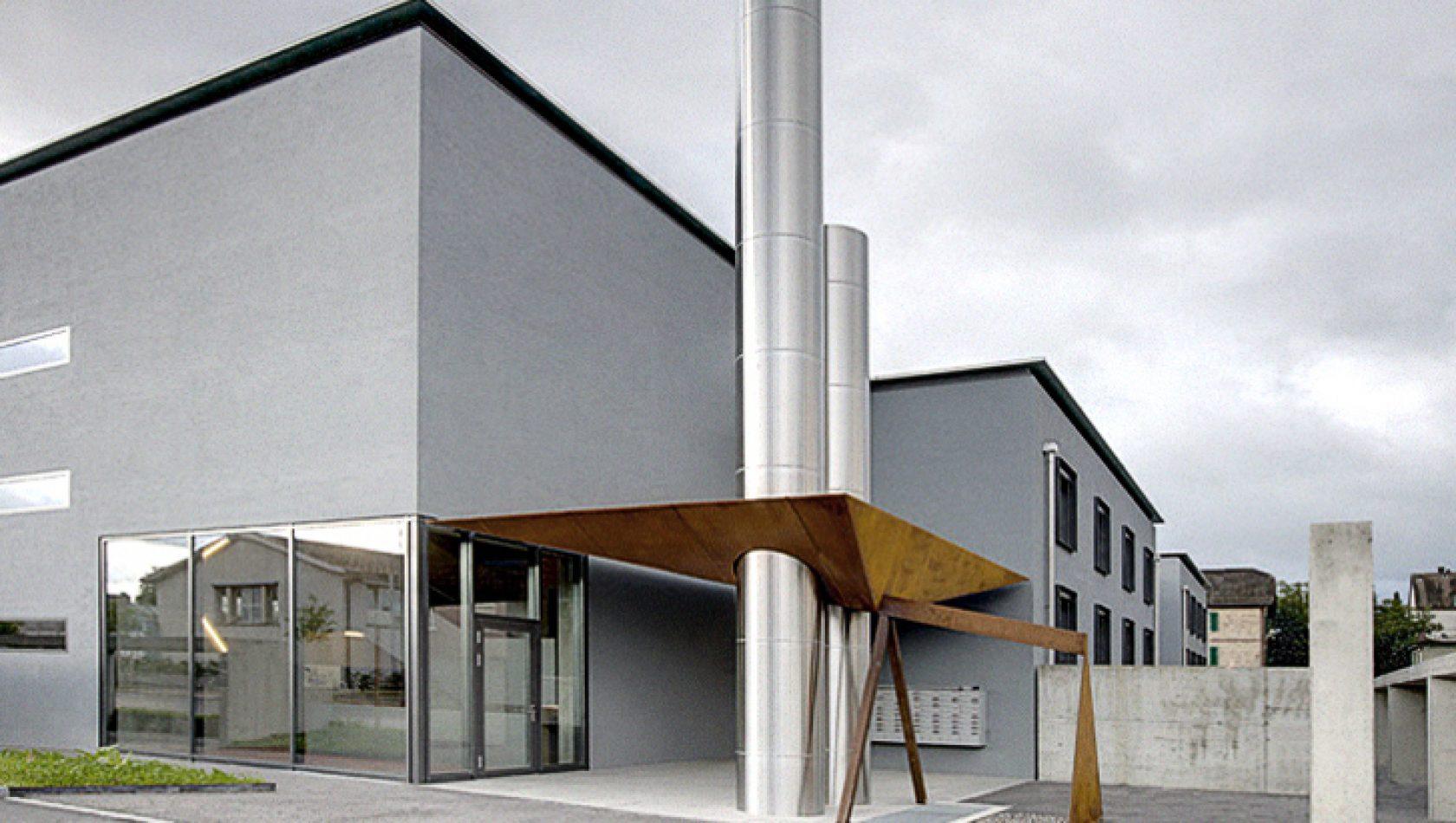 Stundentenwohnen Winterthur - by MANTEL Architects