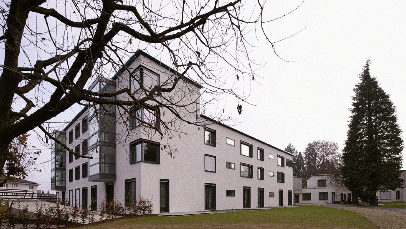 Wohnen im Alter, Seon - by MANTEL Architects