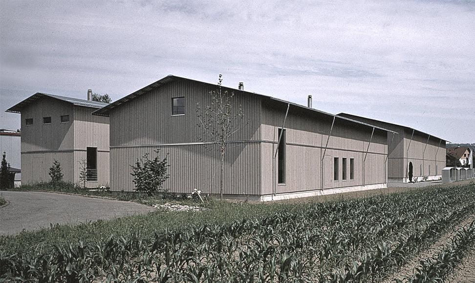 Hase-Öfen AG, Neftenbach - by MANTEL Architects