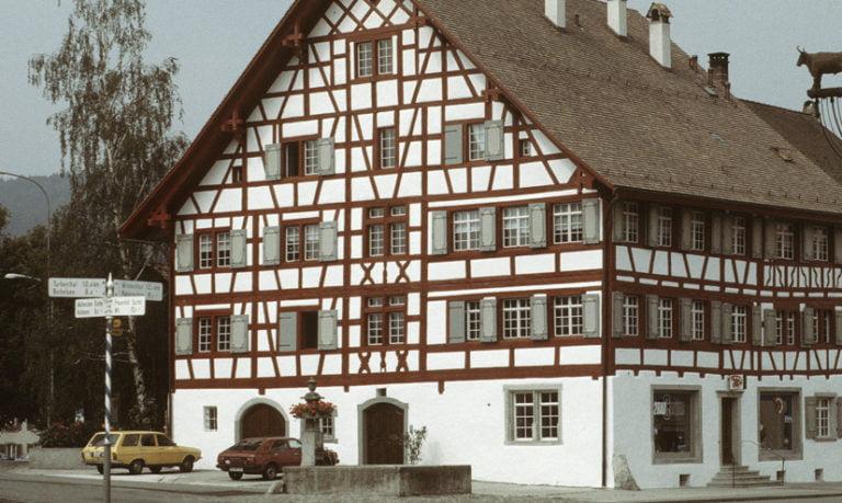 Haus zur Meise, Elgg - nach der Renovation