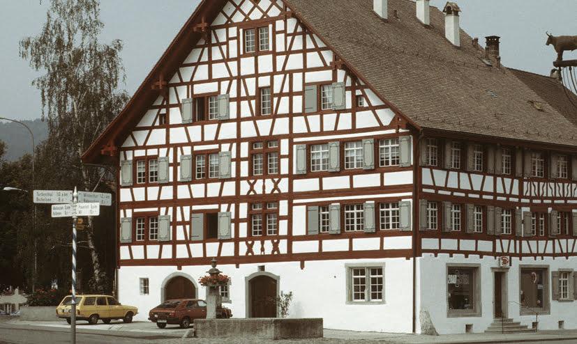 011<br/>Haus zur Meise<br/>Elgg