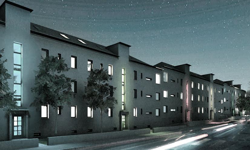 Schaffhauserstrasse, Winterthur - by MANTEL Architects
