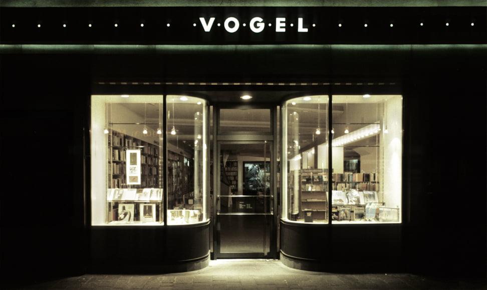 Buchhandlung Vogel, Winterthur - by MANTEL Architects