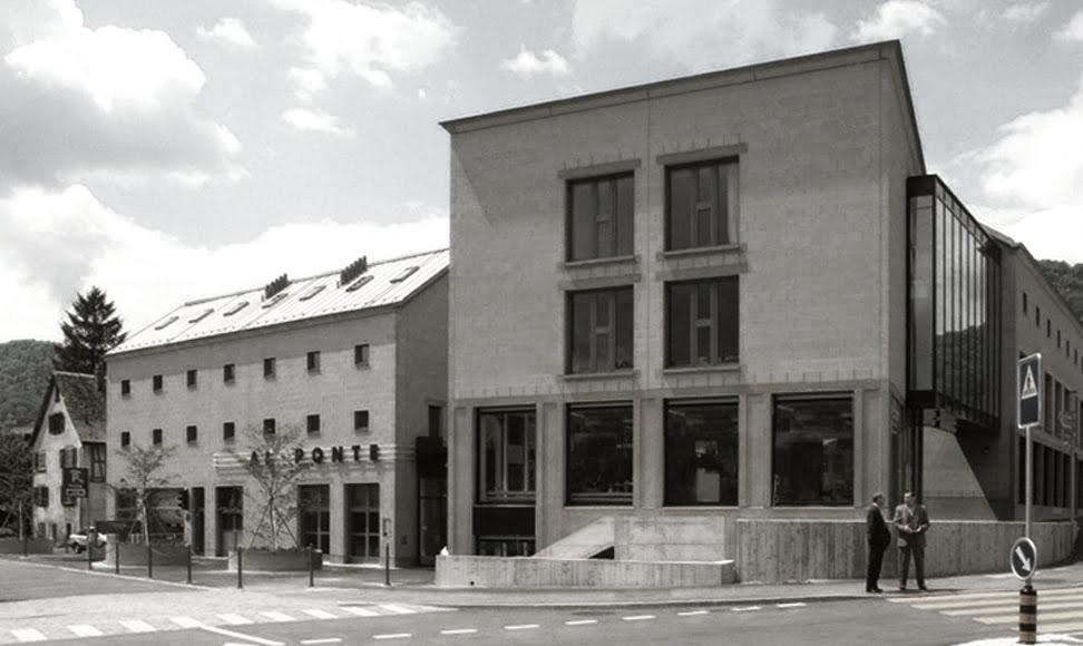 Ueberbauung Zentrum Adliswil - by MANTEL Architects